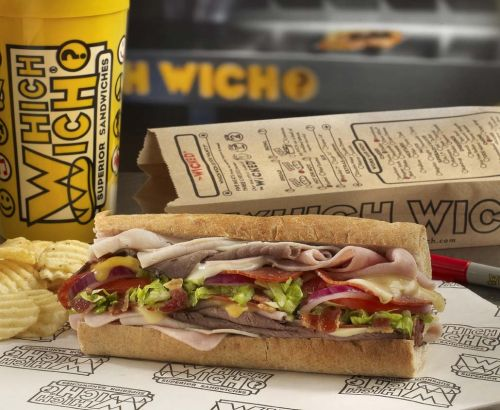 Which Wich Superior Sandwiches Opening First London Location Late February 2018