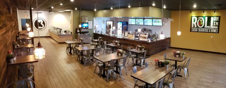 Two Young & Eager Brothers are Next to Bring Co-branded Space with Roll On In & Buzzed Bull Creamery