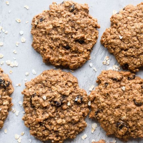Healthy Oatmeal Cookie Recipe