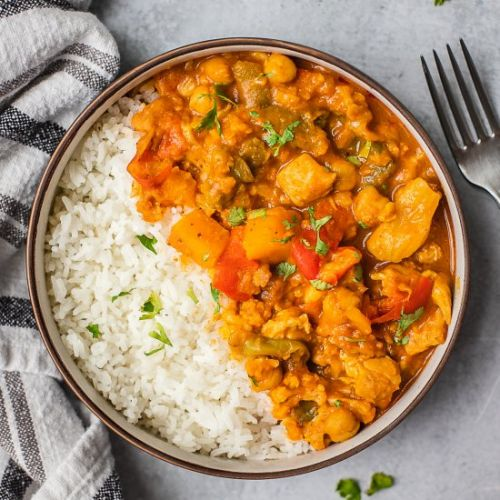 Instant Pot Pumpkin Curry