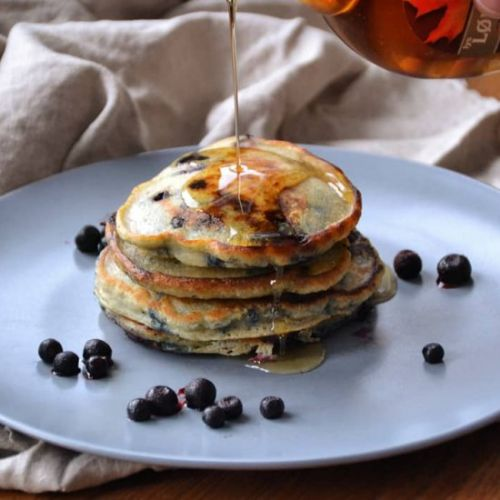 The best vegan pancakes