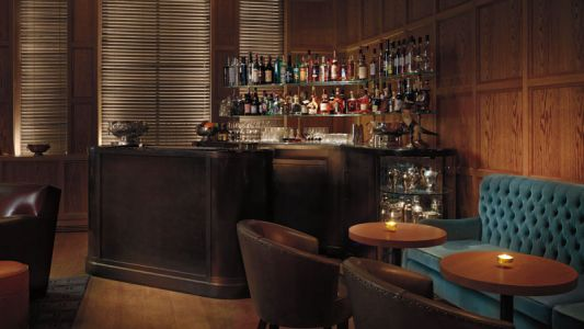 London's Hotel Bar Scene Has Never Been Cooler