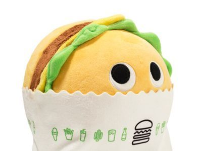 Shake Shack Plush Toys Will Exceed Your Daily Cuteness Intake
