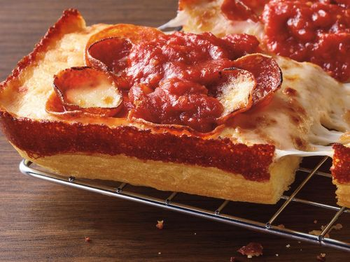 Pizza Hut Launches Detroit-Style Pizza Nationwide
