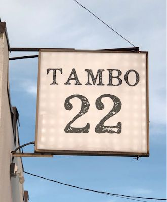 Brunch at Tambo 22: Alpaca to Cherimoya