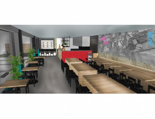 Dumplings and brews: Dumpling Time plans April opening in SoMa