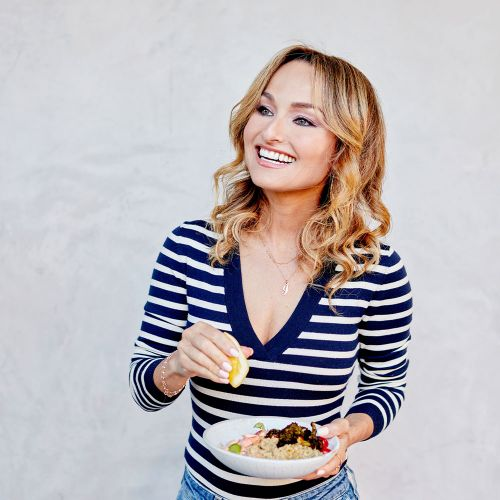 Giada De Laurentiis Eats Better to Feel Better