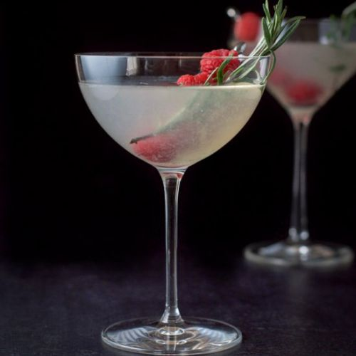 Mistletoe Martini
