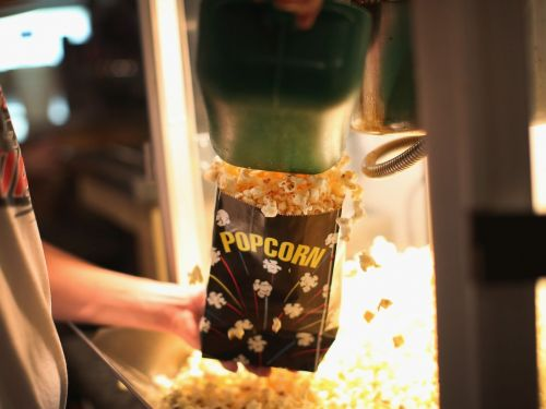 How Movie Theaters Became Restaurants