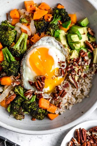 Heather's Buddha Bowl