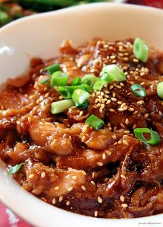 Sticky Chinese Jackfruit