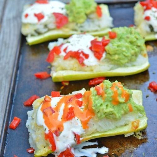 Mexican Style Zucchini