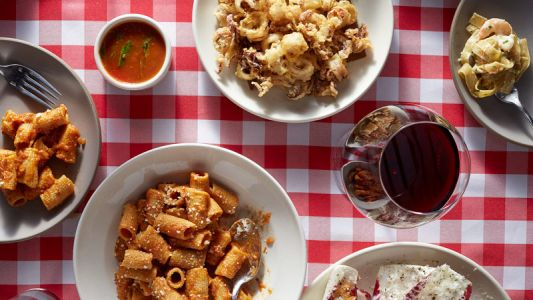 The Ultimate Hangover Cure Is an Iconic Italian-American Pasta