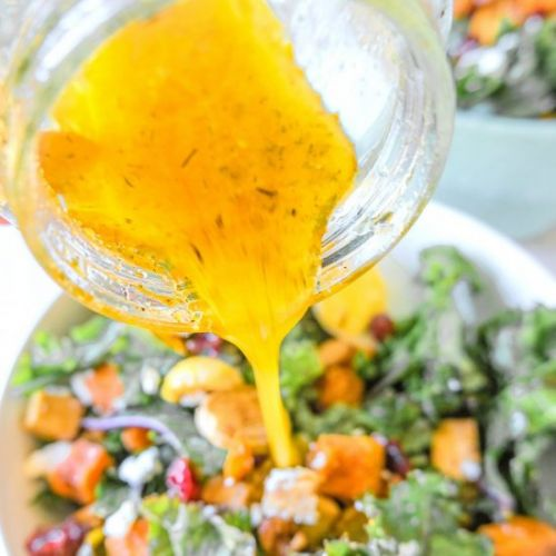 Honey Tangerine Vinaigrette