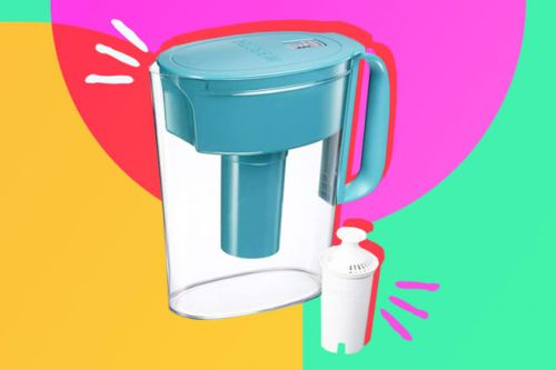 For the Cost of One Week's Worth of Bottled Water, Get This Brita Filter on Sale on Amazon