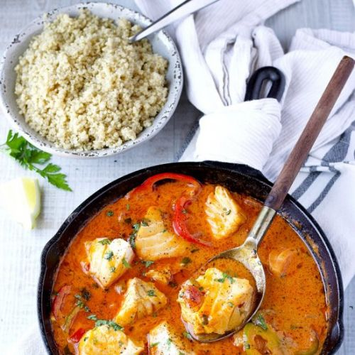 Easy 20-Minutes Fish Stew