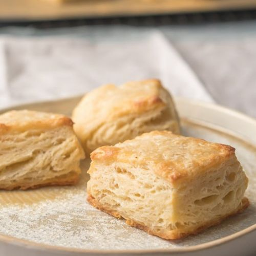 Best, Flakiest Buttermilk Biscuits