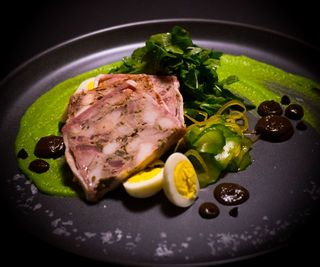 Spring Rabbit Terrine