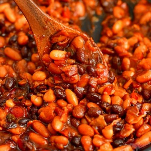 Smoked Baked Beans