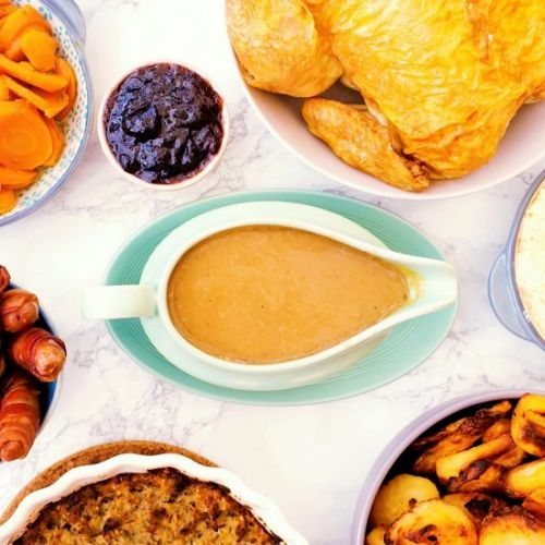 Get Ahead Turkey Gravy From Scratch