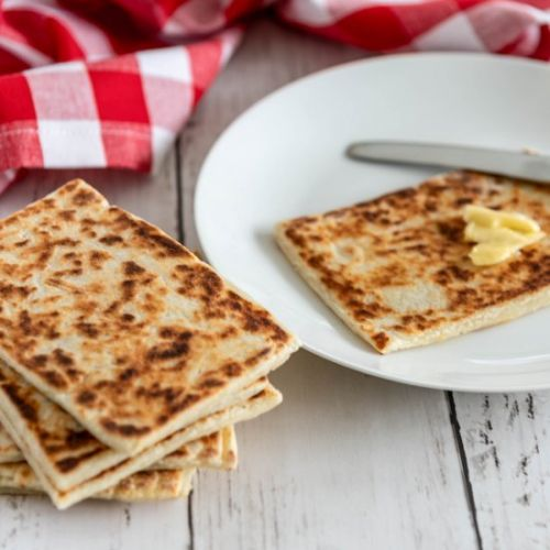 Traditional Irish Potato Farls