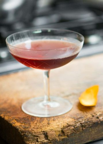 Coup de Roulis cocktail