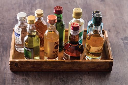 Mixopedia: The Secret Life of Mini Bottles