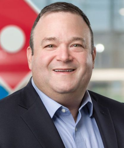 Domino's Names Stu Levy as EVP - Chief Financial Officer