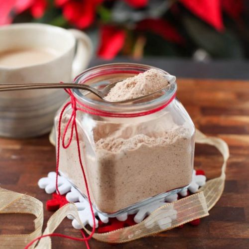 Dairy Free Homemade Cappuccino Mix