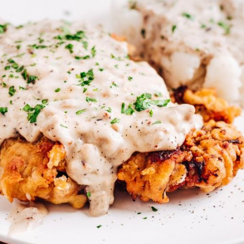 Best Chicken Fried Steak