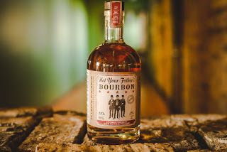 'Not Your Father's Bourbon' Is Not Bourbon