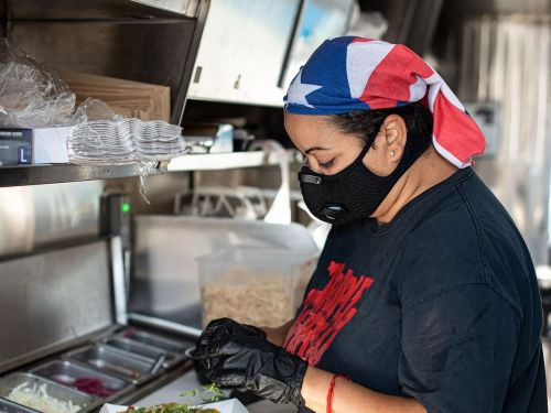 In Our Push to Save Restaurants, Where Do Food Trucks Stand?
