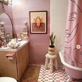 Feeling Blue? Here Are 30+ Pretty Pink Bathrooms That'll Give You Serious Bubblegum Vibes