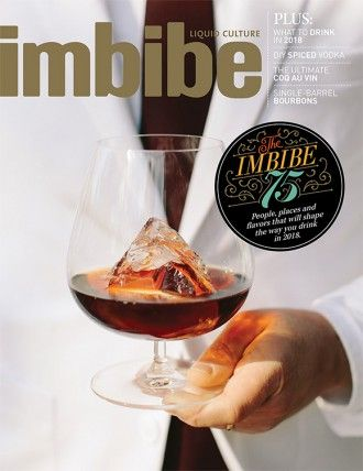 The Imbibe 75 Issue Is Here