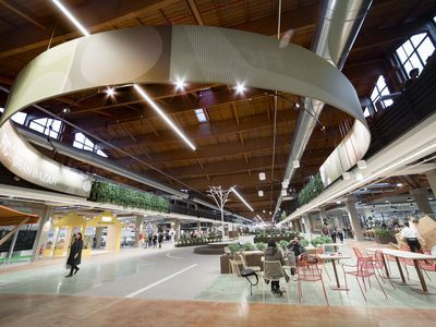 Inside Eataly World, Italy's Massive Food Theme Park