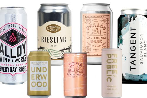 Taste Test: Canned Wines