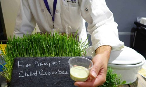 Chefs Serve Hospital Food That's Better for Patients, Employees-and the Planet