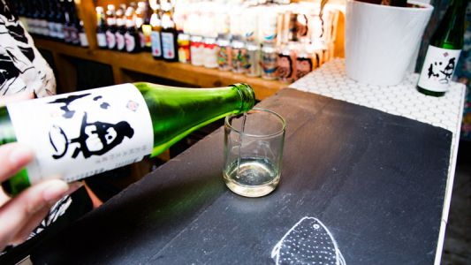 Sake Is Emerging From the Shadow of the Sushi Bar