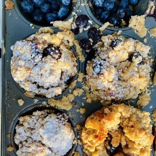 Coconut French Toast Muffins