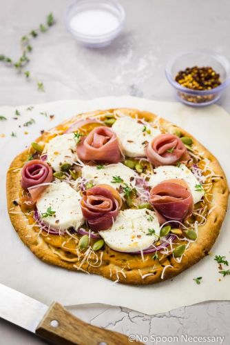 Prosciutto and Butternut Squash Pizza