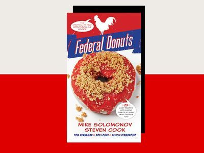 Federal Donuts' New Cookbook Reveals All