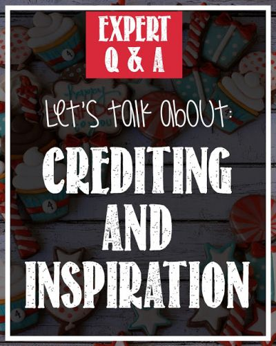 Decorate Like a Pro: Expert Q&A - Inspiration and Crediting