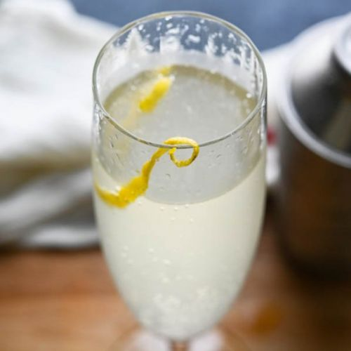 Gin French 75