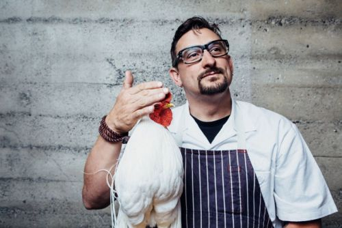 Listen To Food Republic Today: Chris Cosentino, Cannabis Cooking