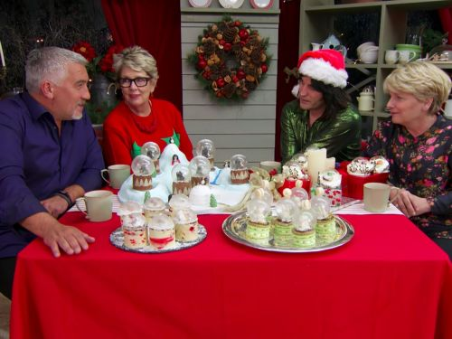 The Best Moments of 'The Great British Baking Show: Holidays'