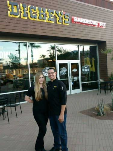 Dickey's Barbecue Pit Brings Slow-Smoked Barbecue to Rancho Mirage