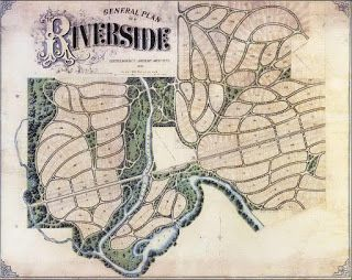 Riverside, the Chicago Portage, and Quincy Street Distillery