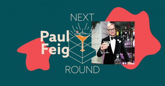 Next Round: Paul Feig on Why He's Not Just Another Hollywood Celebrity Making Gin