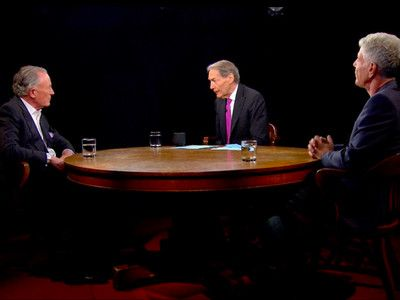 Jeremiah Tower Tells Bourdain and Charlie Rose Why He Came Out of Retirement
