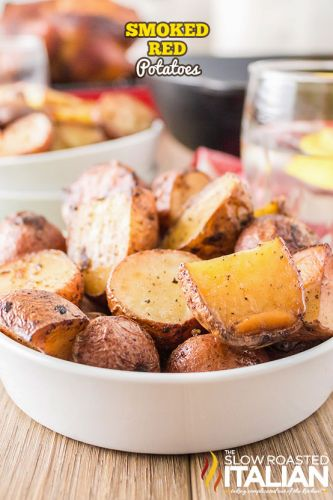 Smoked Red Potatoes